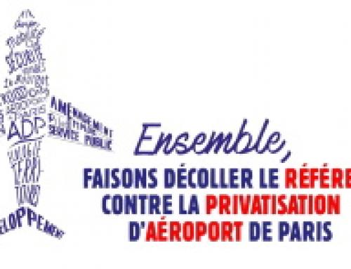 Referendum Aéroport de paris